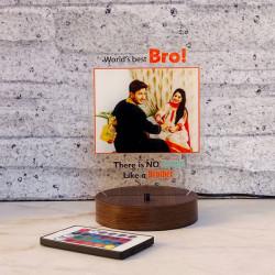 Bro Personalised Lamp