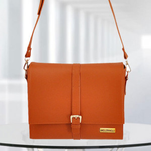 AP Scarlett Tan Color Bag - Branded Handbags Online