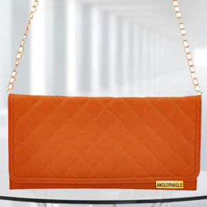 AP Ashley Tan Color Bag