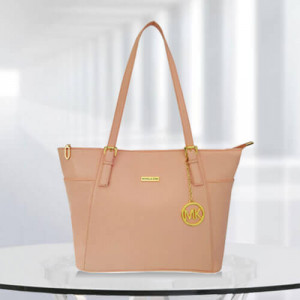 MK Zinnia Pink Color Bag