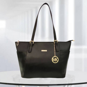 MK Zinnia Black Color Bag