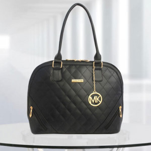 MK Sophia Black Color Bag - Branded Handbags Online