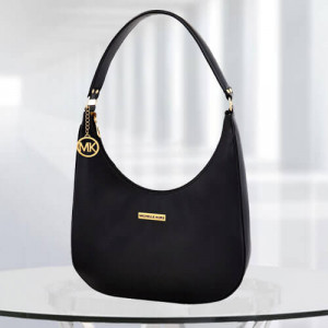 MK Isabella Black Color Bag
