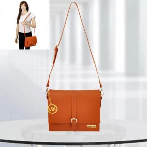 MK Scarlett Tan Color Bag