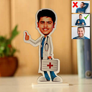 Customised Doctor Caricature - HomePage-2