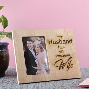 Awesome Photo Frame - Personalised Photo Frames Gifts