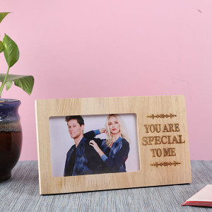 Customised Special Wooden Frame - Personalised Photo Frames Gifts