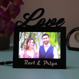 Customised Love Led Lamp - HomePage-2