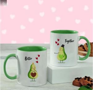 Better Together Personalised Mug