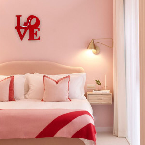Adorable Love Clock