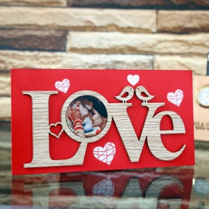 Personalised Gorgeous Love Frame