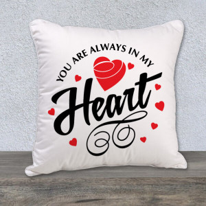 My Heart Cushion