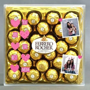 Personalised Ferrero Rocher