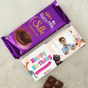Personalised Cadbury Dairy