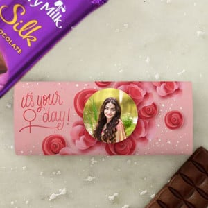 Personalised Wrapper Dairy Milk Chocolate