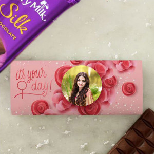 Personalised Wrapper Dairy Milk Chocolate