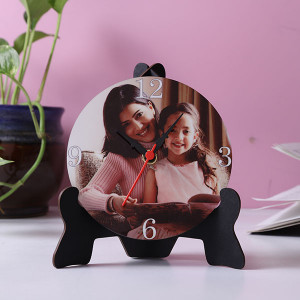 Royal Table Clock With Stand - HomePage-2