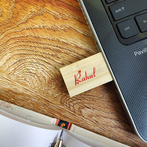 Wooden Pen drive 32GB - Pen Drives