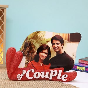 Personalised Best Couple Photo Frame - Personalised Photo Frames Gifts