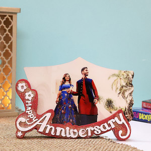 Personalised Anniversary Photo Frame - Personalised Photo Frames Gifts