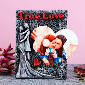 Personalised True Love Photo Frame - Personalised Photo Frames Gifts