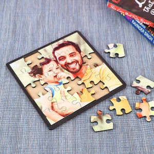 Personalised Puzzle Frame - Personalised Photo Frames Gifts