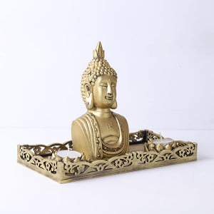 Decorative Buddha God Head Gift Set