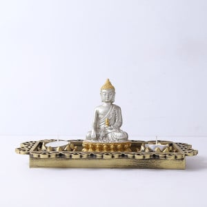 Antique Buddha Gift Set