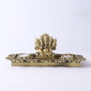Antique Panchmukhi Ganesha Gift Set