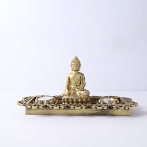 Meditating Buddha Gift Set