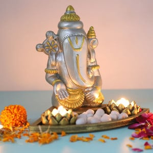Cute Ganesha Gift Set