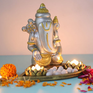 Cute Ganesha Gift Set - Online Gift Ideas