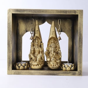 Laxmi Ganesh Decorative Inmandir - Online Gift Ideas
