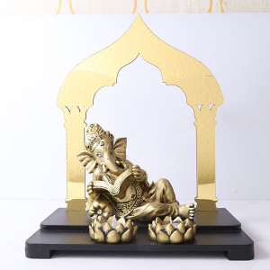Reading Ganesha Showpiece