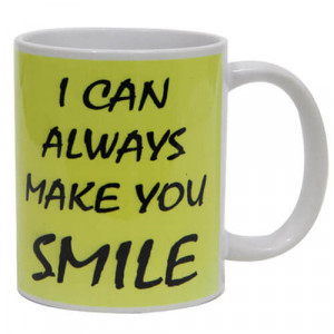 Beautiful Smile Mug - Mothers Day Gifts Online