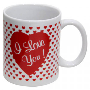 Sweet Love Mug - Propose Day Gifts Online