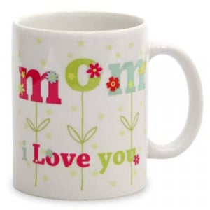 Moms D Best Mug - Mothers Day Gifts Online