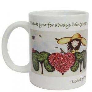 Mom Love Mug - Propose Day Gifts Online