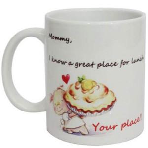 Cute Mom Ceramic Mug