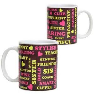 Ceramic Mug For Sister