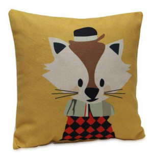 Cute Catty Cushion - Cushions