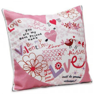 Valentines Cushion - Cushions