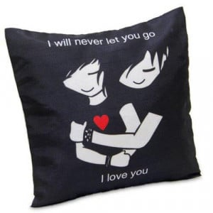 Love You Cushion - Cushions