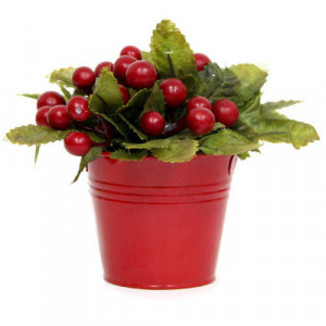 Artificial Cherry Arrangement - Online Gift Ideas