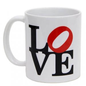 Love Ceramic Mug - Propose Day Gifts Online