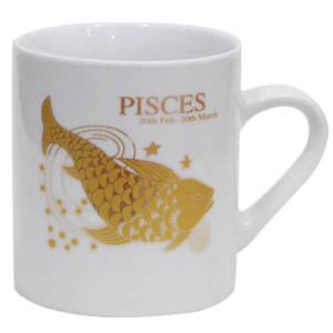 Mug For Piscean with Ceramic Material