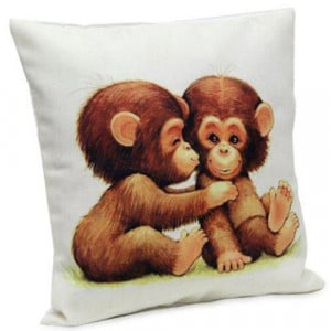 Monkey Cushion - Cushions