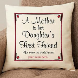 Personalize Cushion For Mommy - Cushions