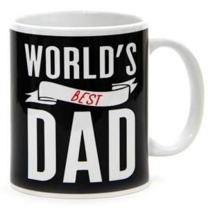 Worlds Best Dad Ceramic Mug