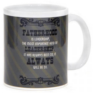 Mug For Father with Ceramic Material